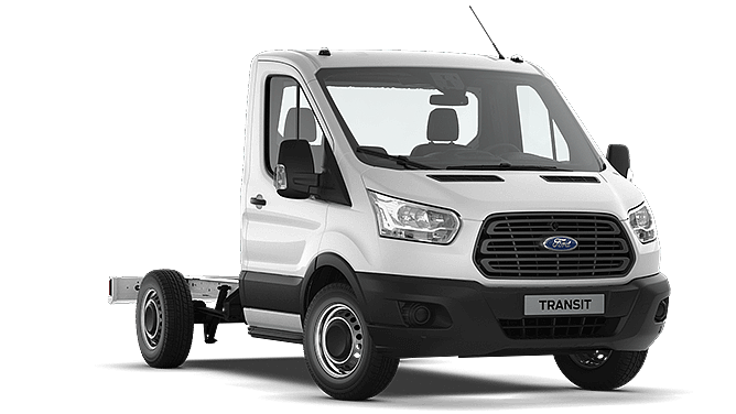 Ford Ford NFZ: Transit Fahrgestelle